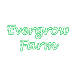 Logo Brand Evergrow Farm