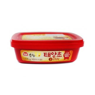 Sajo Gochujang Hot Pepper Paste (Pasta Sambal Merah) 170 gram