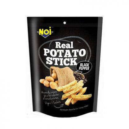 NOI Real Potato Stick Black Pepper – 100 gram