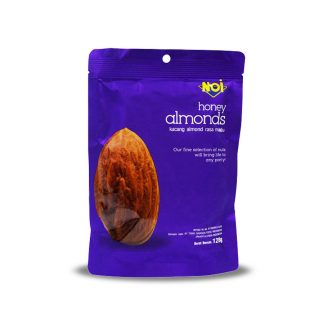 NOI Honey Almonds 128 gram