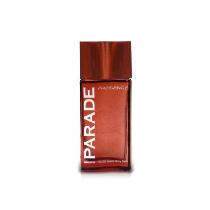 Presence Parade Brown Eau de Toilette for Men 50 ml
