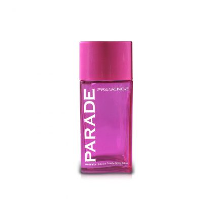 Presence Parade Magenta Eau de Toilette for Women 50 ml