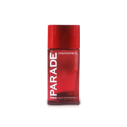 Presence Parade Red Eau de Toilette for Women 50 ml