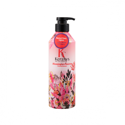 Kerasys Perfumed Shampoo Blooming & Flowery 600 ml