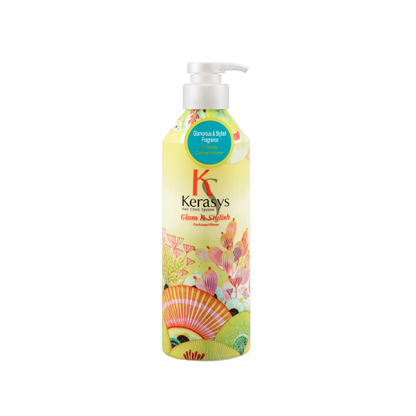 Kerasys Perfumed Rinse Glam & Stylish 600 ml