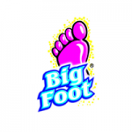 Logo Brand Big Foot